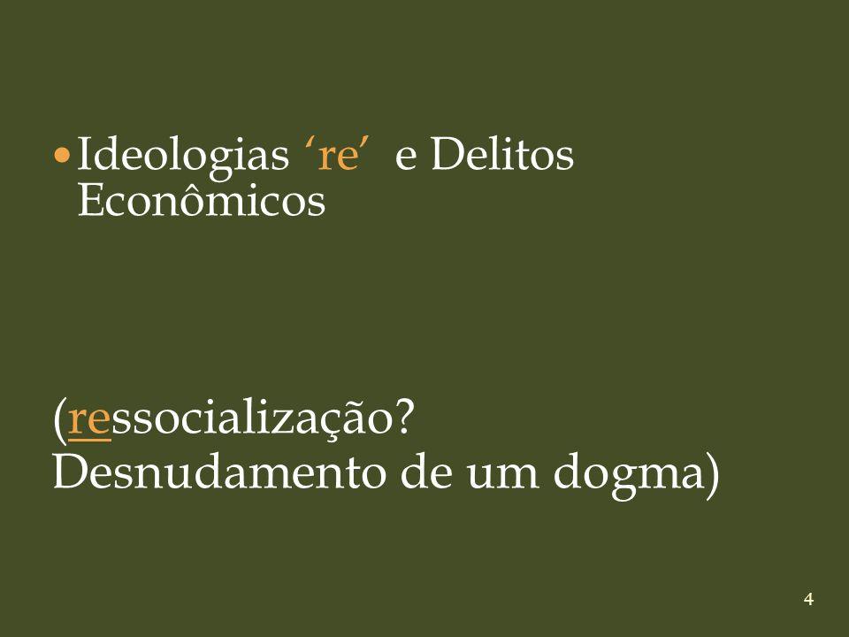 Desnudamento de um dogma)