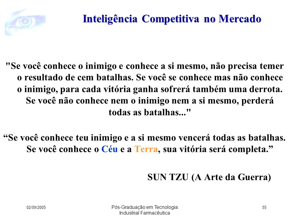 Inteligência Competitiva no Mercado