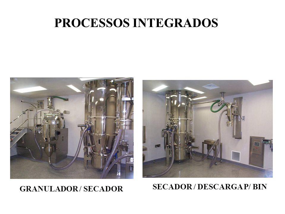 SECADOR / DESCARGA P/ BIN