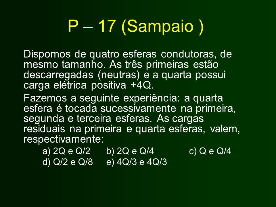 P – 17 (Sampaio )