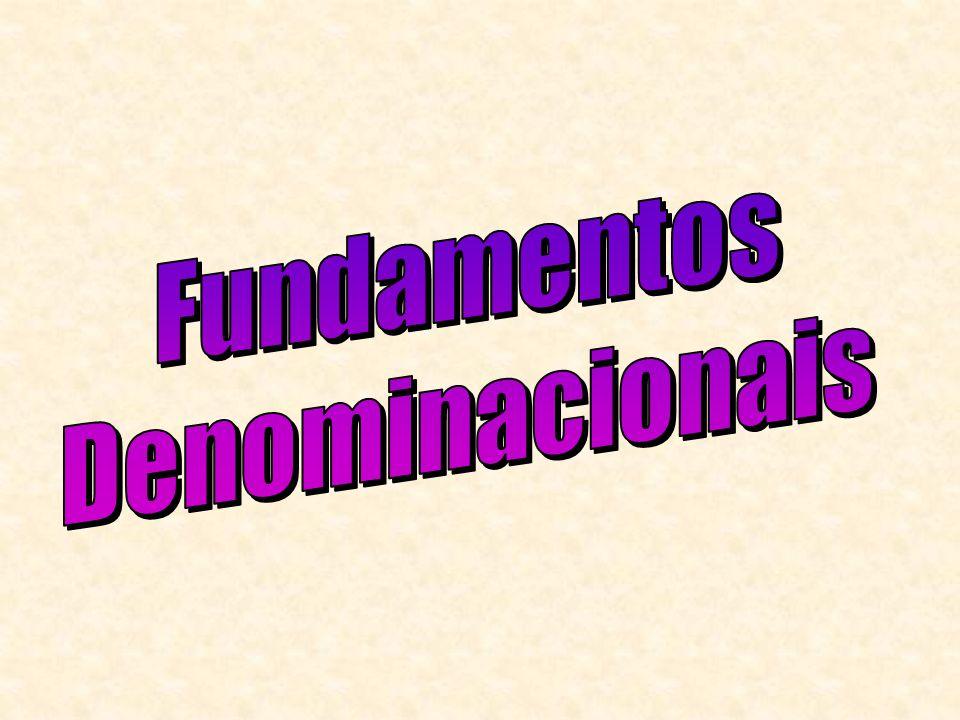 Fundamentos Denominacionais