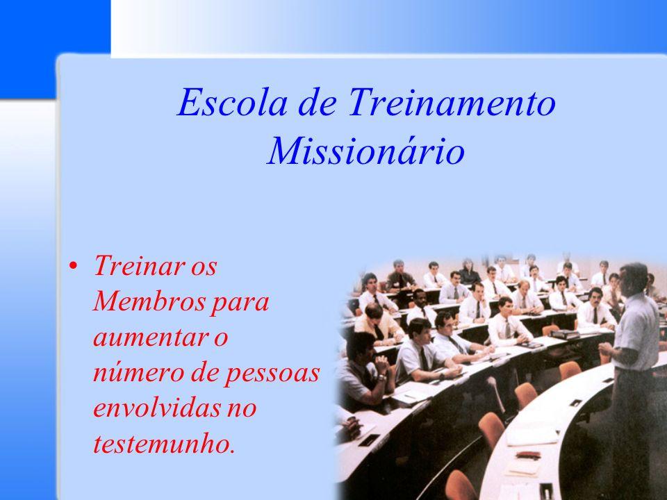 Escola de Treinamento Missionário