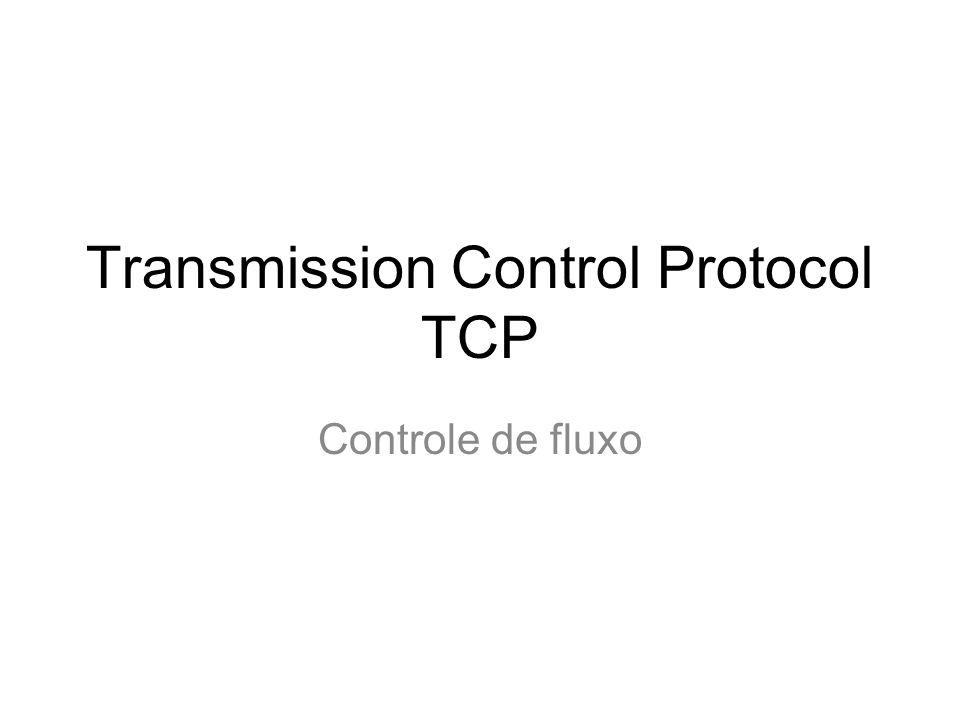 Transmission Control Protocol TCP