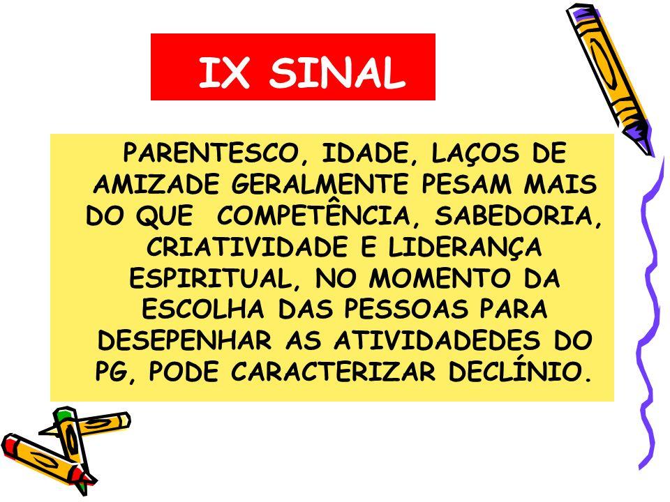 IX SINAL