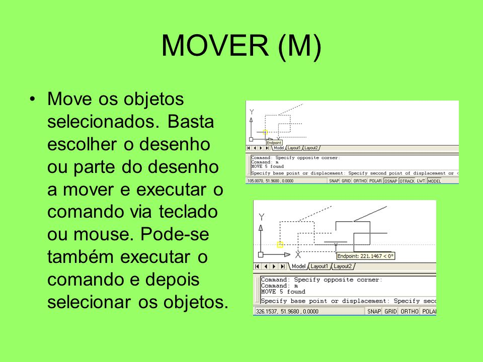 MOVER (M)