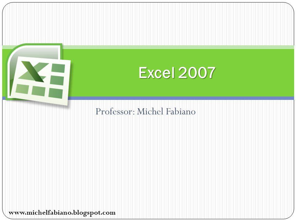 Professor: Michel Fabiano
