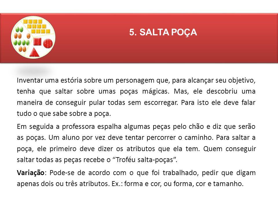 5. SALTA POÇA