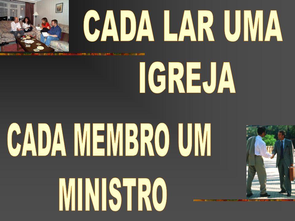 Resultado de imagem para CADA MEMBRO UM MINISTRO