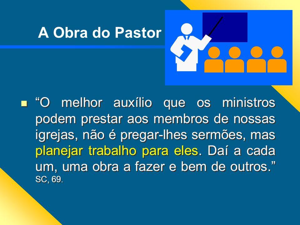 A Obra do Pastor