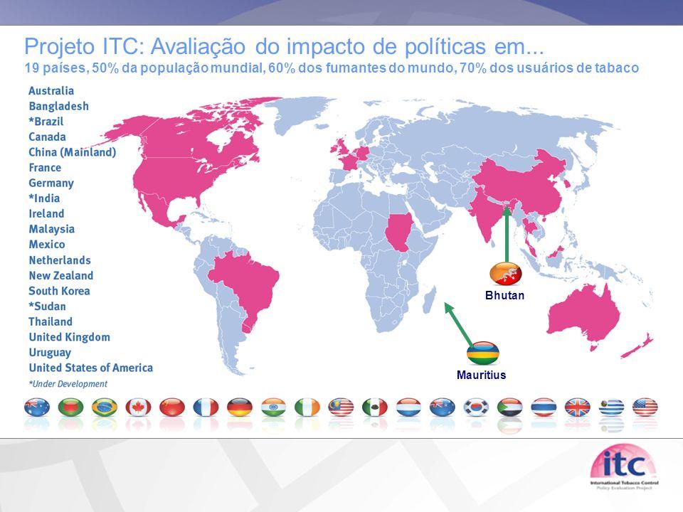 Projeto ITC: Avaliação do impacto de políticas em...