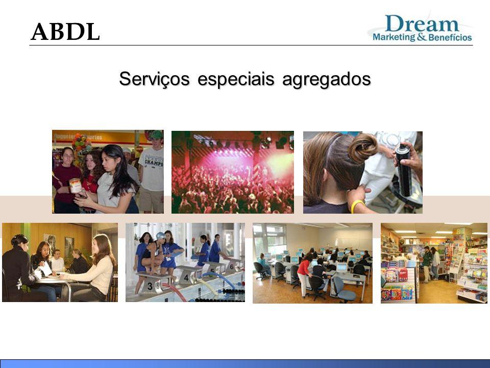 Serviços especiais agregados