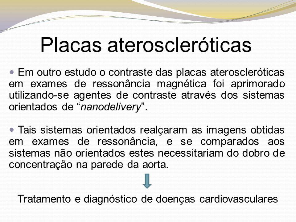 Placas ateroscleróticas