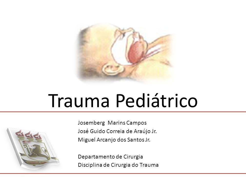 Trauma Pediátrico Josemberg Marins Campos
