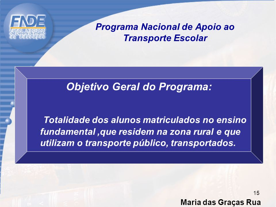 Programa Nacional de Apoio ao Transporte Escolar