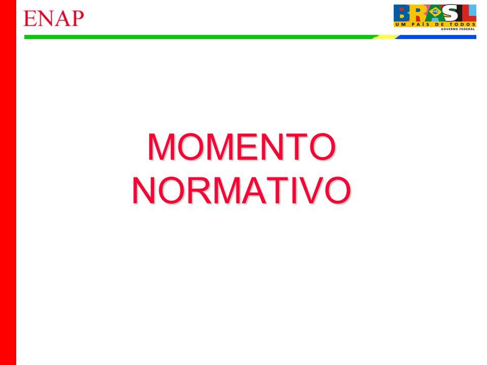 MOMENTO NORMATIVO