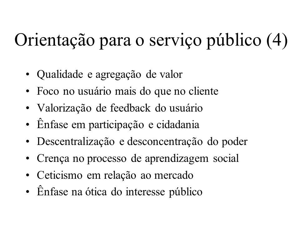 Orientação para o serviço público (4)