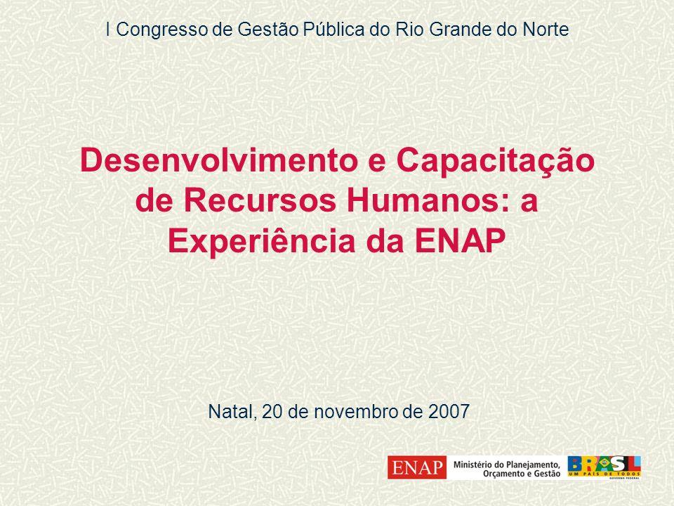 I Congresso de Gestão Pública do Rio Grande do Norte