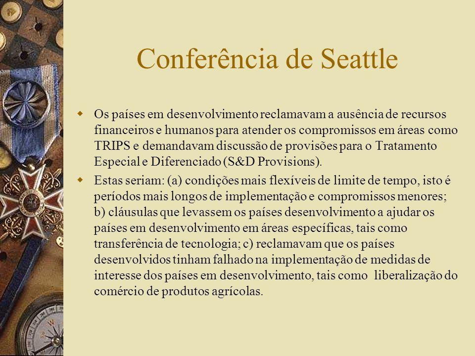 Conferência de Seattle