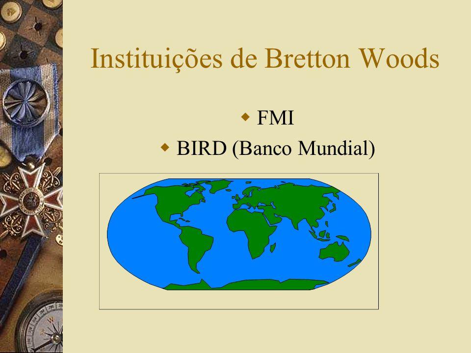 Instituições de Bretton Woods