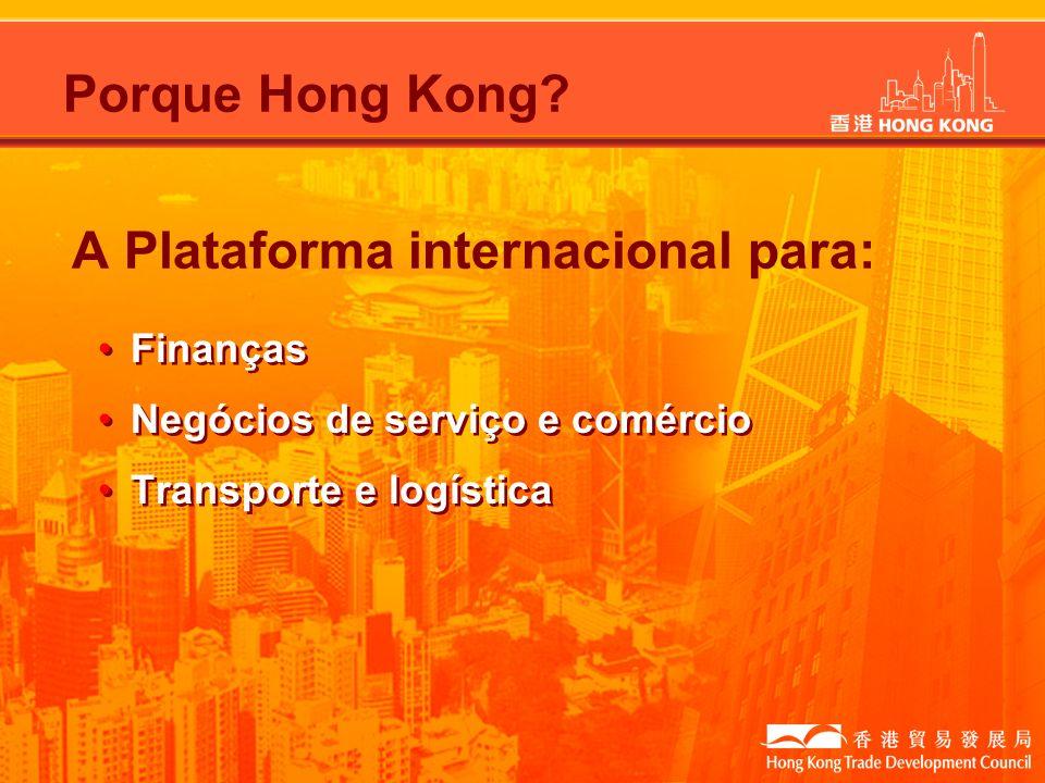 A Plataforma internacional para: