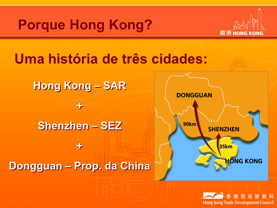 Dongguan – Prop. da China