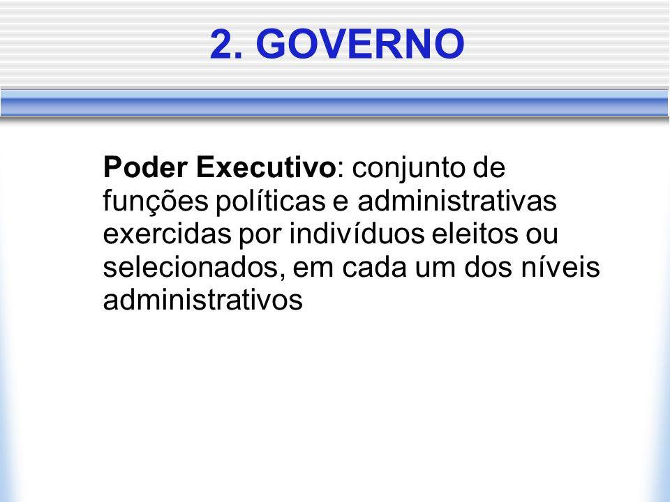2. GOVERNO
