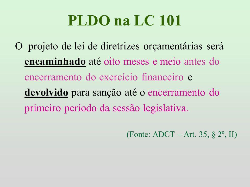 PLDO na LC 101