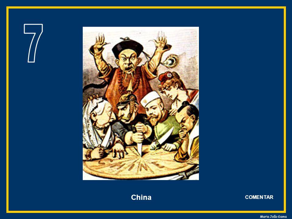 7 COMENTAR China Maria João Gama
