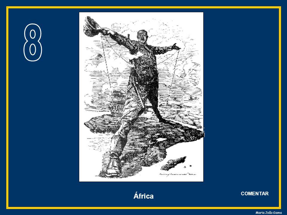 8 COMENTAR África Maria João Gama