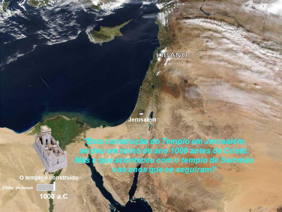 LIBANO Jerusalém.