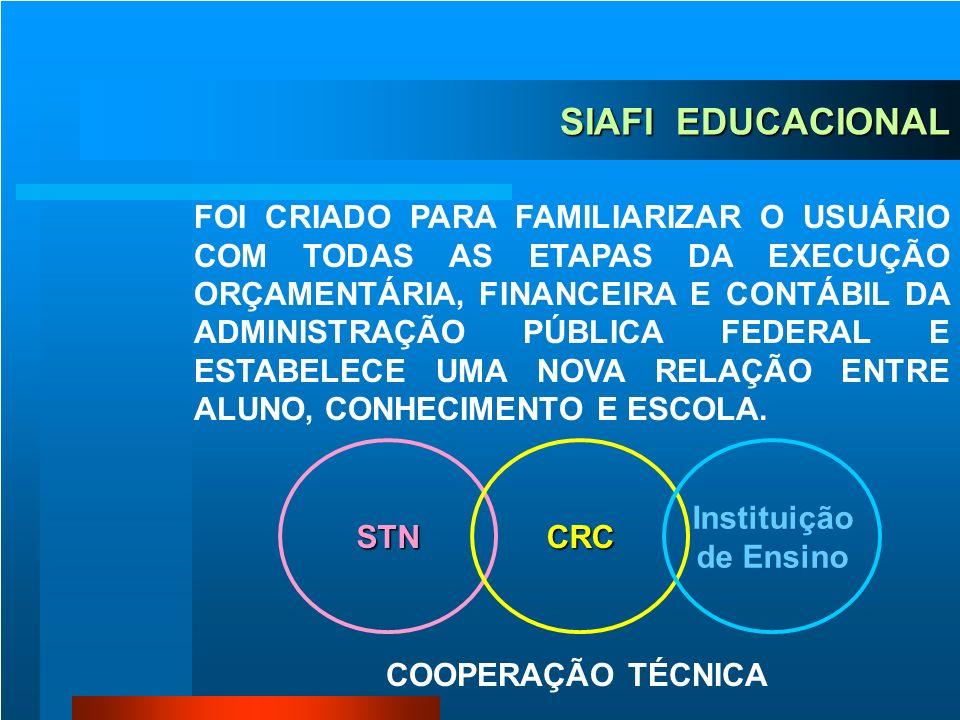 SIAFI EDUCACIONAL