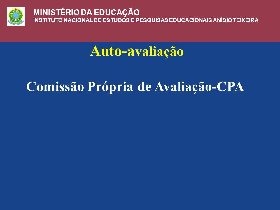 Comissão Própria de Avaliação-CPA