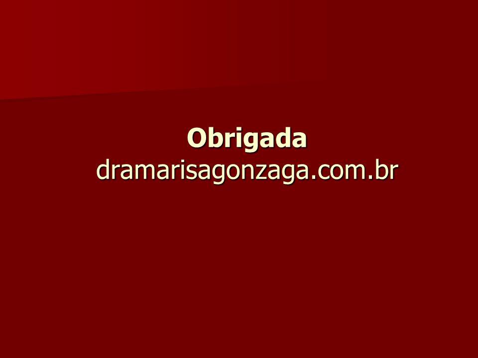 Obrigada dramarisagonzaga.com.br