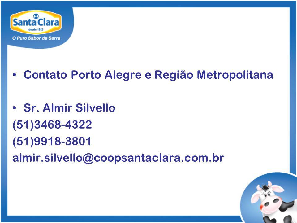 Contato Porto Alegre e Região Metropolitana