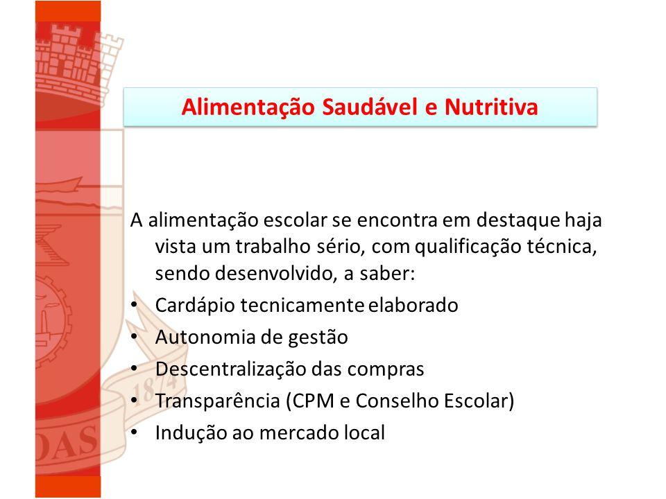Alimentação Saudável e Nutritiva