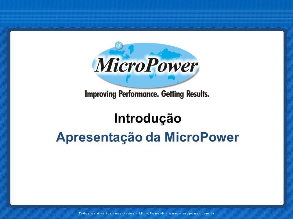 Apresentação da MicroPower