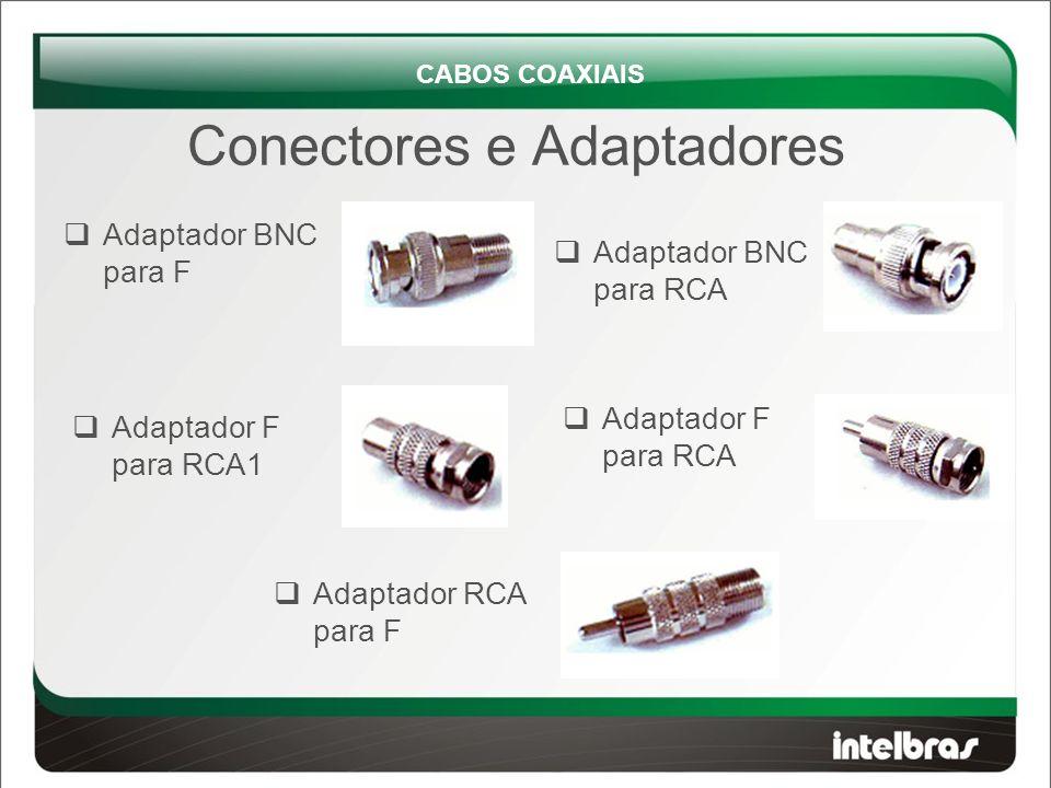 Conectores e Adaptadores