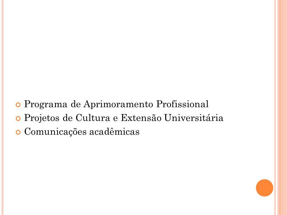 Programa de Aprimoramento Profissional