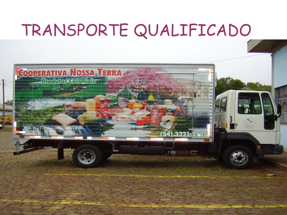 TRANSPORTE QUALIFICADO
