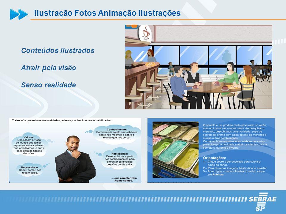 Ilustração Fotos Animação Ilustrações