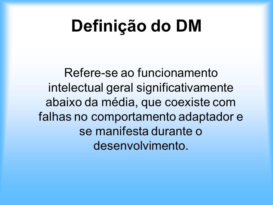Definição do DM