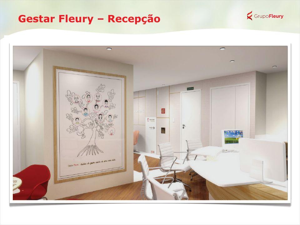 Gestar Fleury – Recepção