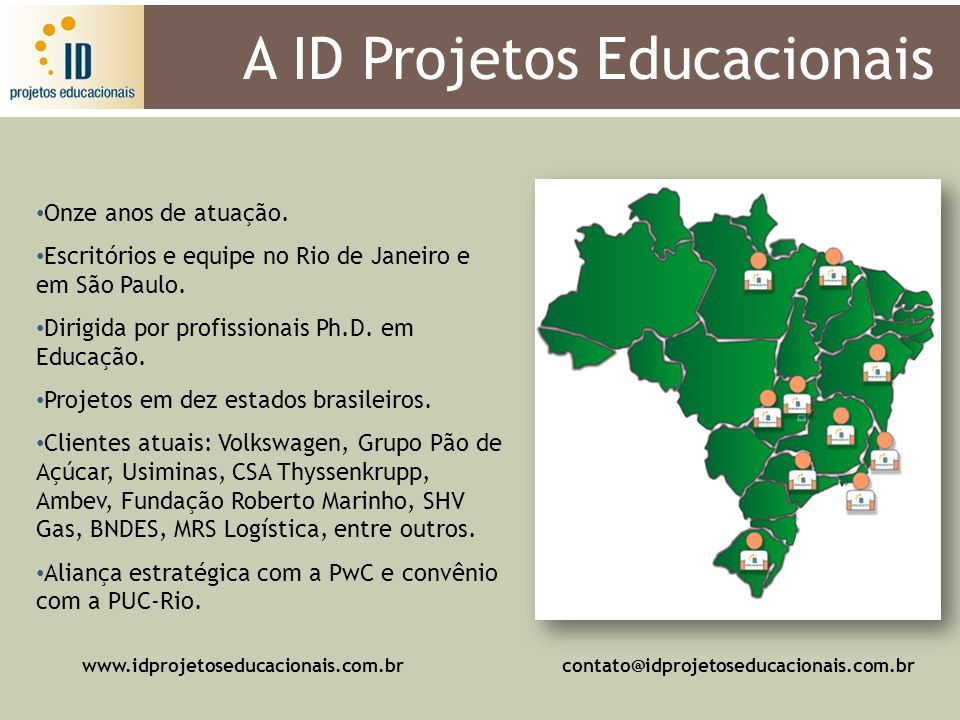 A ID Projetos Educacionais