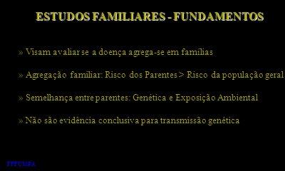 ESTUDOS FAMILIARES - FUNDAMENTOS