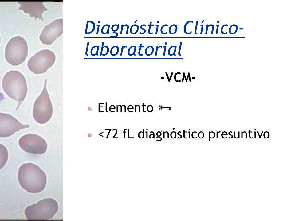 Diagnóstico Clínico-laboratorial
