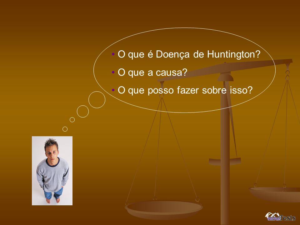 O que é Doença de Huntington