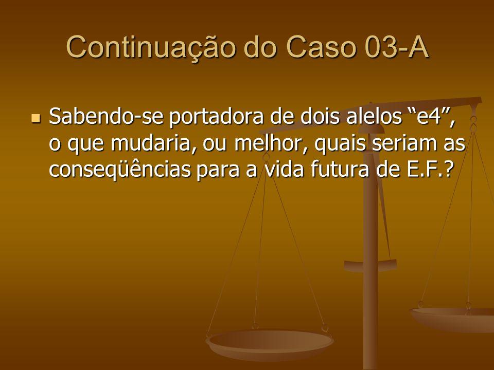 Continuação do Caso 03-A