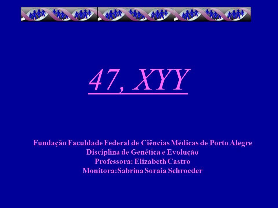 47, XYY