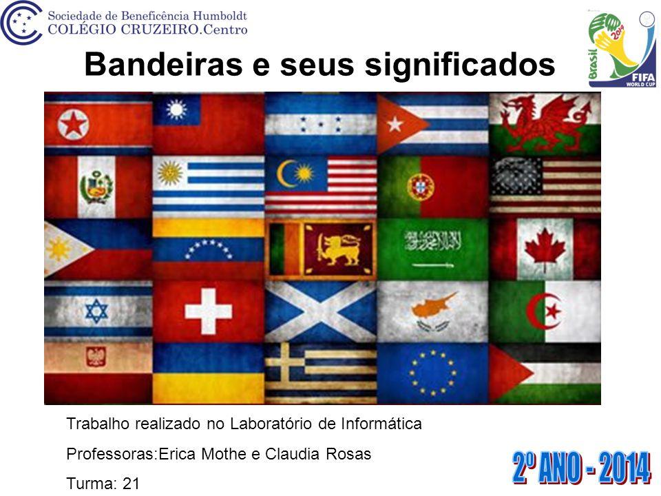 Bandeiras e seus significados