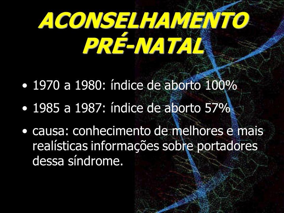 ACONSELHAMENTO PRÉ-NATAL
